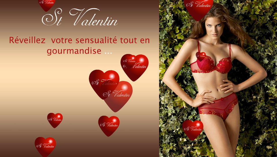 Animation d'intro Barbara Lingerie St Valentin