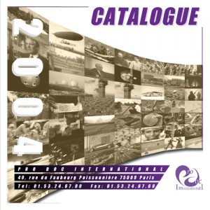 Catalogue interactif Pro Doc International