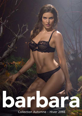 Catalogue interactif Barbara lingerie AH11