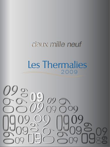 E-card Les Thermalies