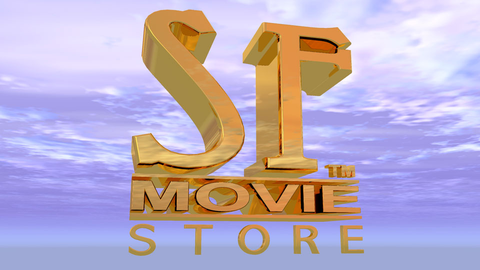 Logo 3D SFmovie store or
