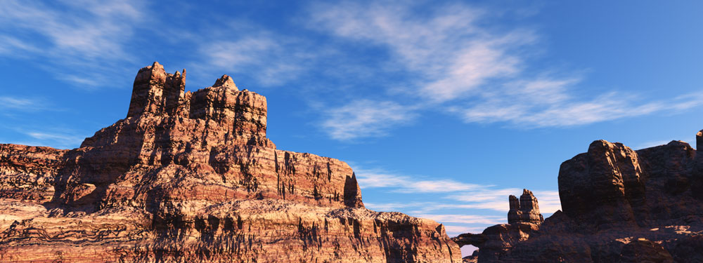 Animation 3D Grand Canyon