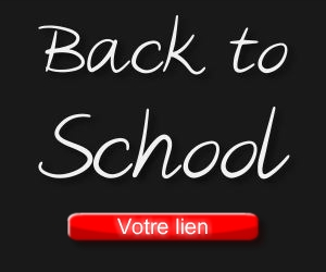 Bannière Back to school Gust