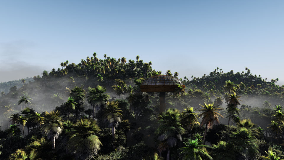 Global Forest Center Project