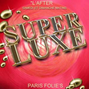 Flyer Super Luxe